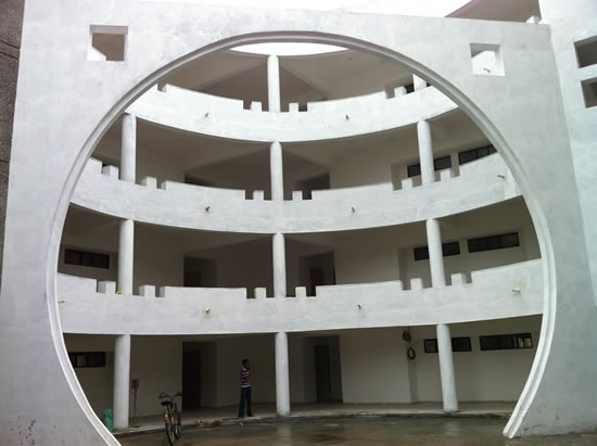 Mehsana District Education Foundation Hostel, Kherva