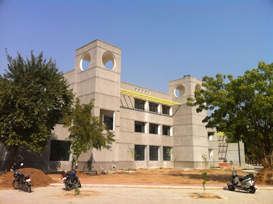 M. B. A. Department, Ganpat University, Kherva