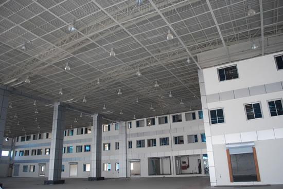 Airport Hanger, Airport Authority of India, New Delhi