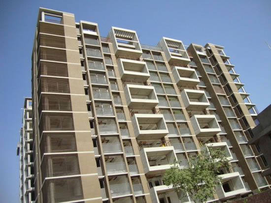 Popular Domain, Residential Towers, S.G. Highway, Ahmedabad